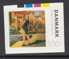 Denmark MNH Michel Nr 1579 From 2010 / Catw 1.50 EUR - Unused Stamps