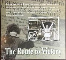 Grenadines Of St Vincent Bequia 2005 Route To Victory WWII Minisheet MNH - St.Vincent Und Die Grenadinen