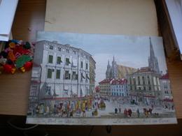 Der Stact Am Disen Platz La Place Bit Stock Am Eisen - Tapis & Tapisserie