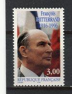 FRANCE - Y&T N° 3042** - MNH - François Mitterrand - France