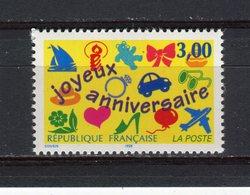 FRANCE - Y&T N° 3046** - MNH - Joyeux Anniversaire - France