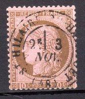CERES N°54   Oblitéré - 1871-1875 Ceres