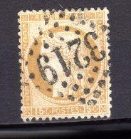 CERES N°55   Oblitéré - 1871-1875 Ceres