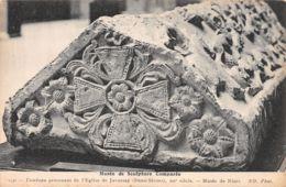75-PARIS MUSEE DE SCULPTURE COMPAREE-N°4460-F/0169 - Andere