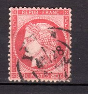 CERES N°57   Oblitéré - 1871-1875 Cérès