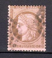 CERES N°58   Oblitéré - 1871-1875 Cérès