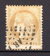 CERES N°59   Oblitéré - 1871-1875 Cérès