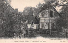 89-CHAMPCEVRAIS-N°4461-E/0161 - France