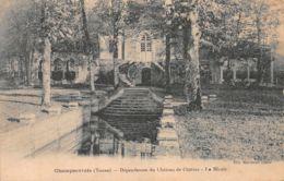 89-CHAMPCEVRAIS-N°4461-E/0167 - France