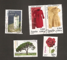 España 2007 Used - 2001-10 Gebraucht