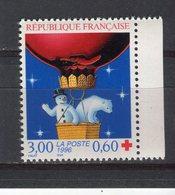 FRANCE - Y&T N° 3039a** - MNH - Au Profit De La Croix-Rouge - France