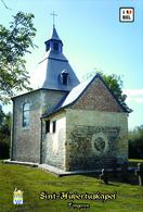 Set 12 Cartes Postales, Bâtiments, Belgium, Tongeren, Sint-Hubertuskapel - Kerken En Kathedralen