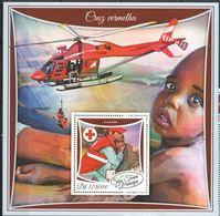 Saint Thomas 2017 Red Cross Croix Rouge MNH - Nobelprijs