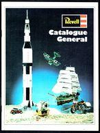 "Catalogue De Modélisme ""REVELL"" - Année 1970. - Littérature & DVD"