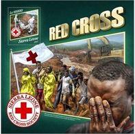 Sierra Leone 2017 Red Cross Croix Rouge MNH - Premio Nobel