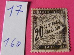Tax No 17 - 1859-1955 Mint/hinged
