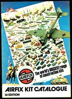 """Catalogue De Modélisme """"AIRFIX"""" - 14 E édition - Année 1977 - GB. - Littérature & DVD"""