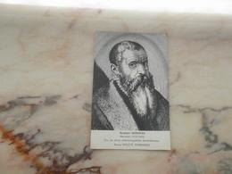MECHELEN: Rembert Dodoens - Wetenschappelijk Plantenkenner - Malines