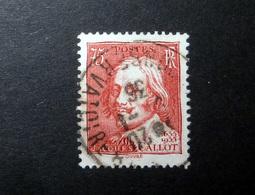 FRANCE 1935 N°306 OBL. (JACQUES CALLOT. 75C ROUGE BRIQUE) - France