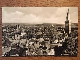 Cpa, Cpsm, OSNABRÜCK, Vue Générale, Panorama, Allemagne - Osnabrueck