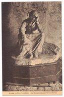MUSEE DE CHATEAUROUX : LA MOISSONNEUSE D'ERNEST NIVET ARTISTE SCULPTEUR ART SCULPTURE - Museum