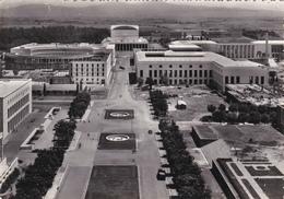 ROMA EUR - PANORAMA DELLA ZONA DELL'ESPOSIZIONE - 1953 - Expositions