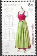 AUSTRIA, 2019, MNH,  COSTUMES, DRESSES, 1v - Costumes