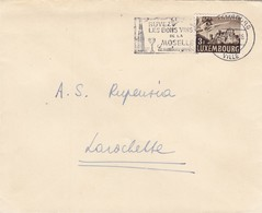 LETTRE LUXEMBOURG - Luxembourg