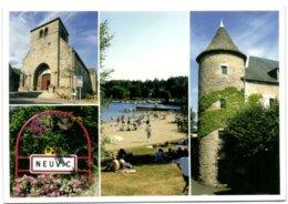 Neuvic - Eglise Saint-Etienne - La Palge Du Lac De Neuvic - Frankreich