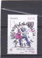 4904 (2014) Obl Rond Fête Du Timbre Danse - France
