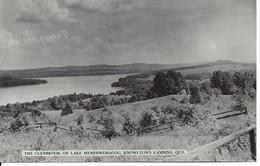 The Glenbrook On Lake Memphrenagog,  Knowlton Landing, Quebec, Unused (D112) - Quebec