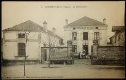 88 CPA RAMBERVILLERS LA GENDARMERIE - Rambervillers