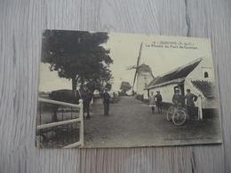 CPA 62 Pas De Calais Guemps Le Moulin  Du Pont - Otros Municipios