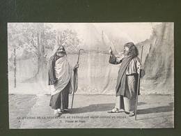 LE MYSTERE DE LA REDEMPTION AU PATRONAGE SAINT-JOSEPH DE SEDAN  7 Pierre Et Jean - Sedan