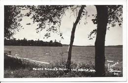 Pointe Fisher's Point, LAc Brome, Quebec,  Photo  Légaré, Waterloo, Unused (D119) - Quebec