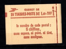 France-carnet-2102-c7-sabine-de-gandon-1-40f Fermé - Markenheftchen