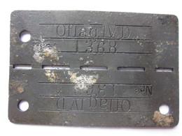 PLAQUE DE L'OFLAG IVD - 1939-45