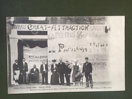 Souvenir De La Kermesse De Sedan,organisée Au Profit Des Sinistrés De La Martinique (25 Mai 1901) - Sedan
