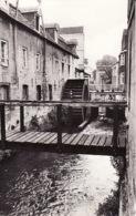 "1947130Valkenburg, Onderslagkorenmolen ,,Franse Molen""  Op De Geul. Ao. Ca.1657. 1967: 4 Steenkoppels, 1 Hav - Valkenburg"