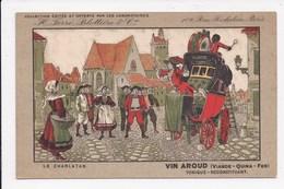 CP PUBLICITE VIN AROUD Lot De 10 Cartes - Cartes Postales