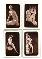 Academies. 8 Cartes De Nus Féminin. - Fine Nudes (adults < 1960)