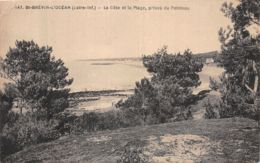 44-SAINT BREVIN L OCEAN-N°4470-E/0333 - Saint-Brevin-l'Océan