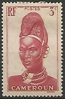 CAMEROUN N° 163 NEUF Avec Charniere - Cameroun (1915-1959)
