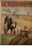 La Baionnette N°94 Ceux De La Terre - L'angelus - Jeux De Cartes De 1917 - Sonstige