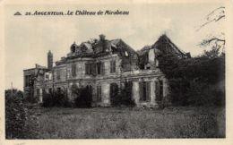 95-ARGENTEUIL LE CHATEAU DE MIRABEAU-N°4471-B/0091 - Argenteuil