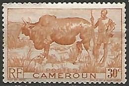 CAMEROUN N° 277 NEUF Avec Charniere - Cameroun (1915-1959)
