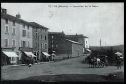 69, Cours, Quartier De La Gare - Cours-la-Ville