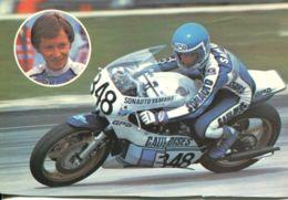 N°1013 T -cpsm Christian Sarron -Sonauto GPA 1979 - Motociclismo