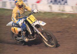 N°1015T -cpsm Jean Luc Barret -Moto Cross- - Motociclismo