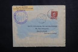 FRANCE - Enveloppe De Paris Pour Bayonne En 1944, Cachet Du Comité D'organisation Du Commerce Des Combustibles - L 50013 - 1921-1960: Periodo Moderno